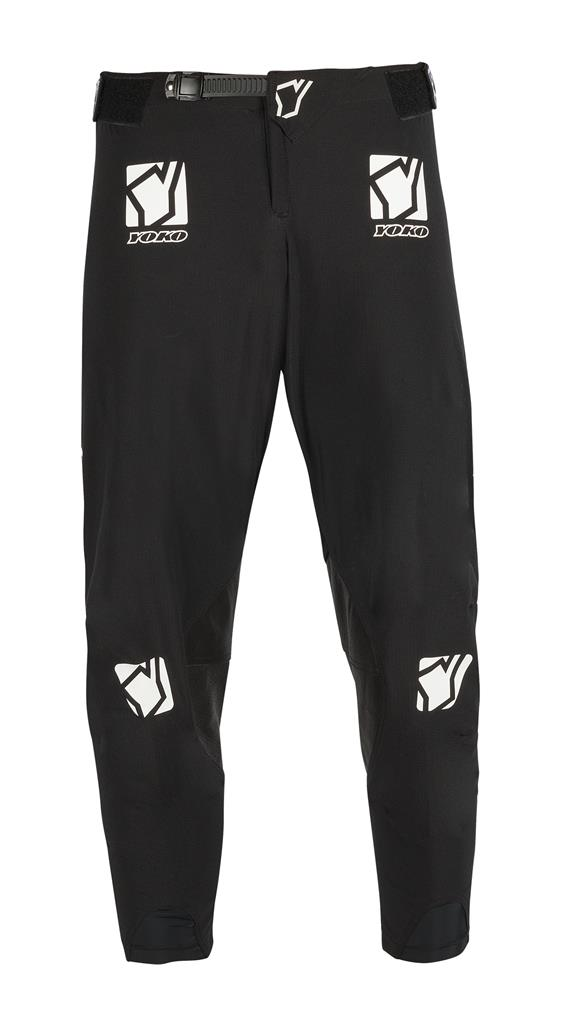 M - SKUTSI SUMMER PANTS - BLACK