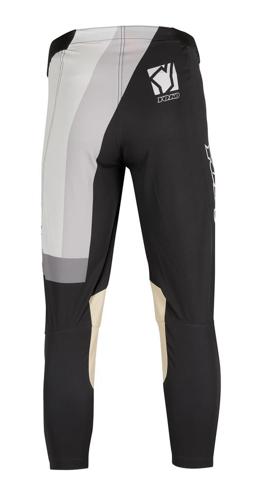 VIILEE PANT - BLACK / WHITE