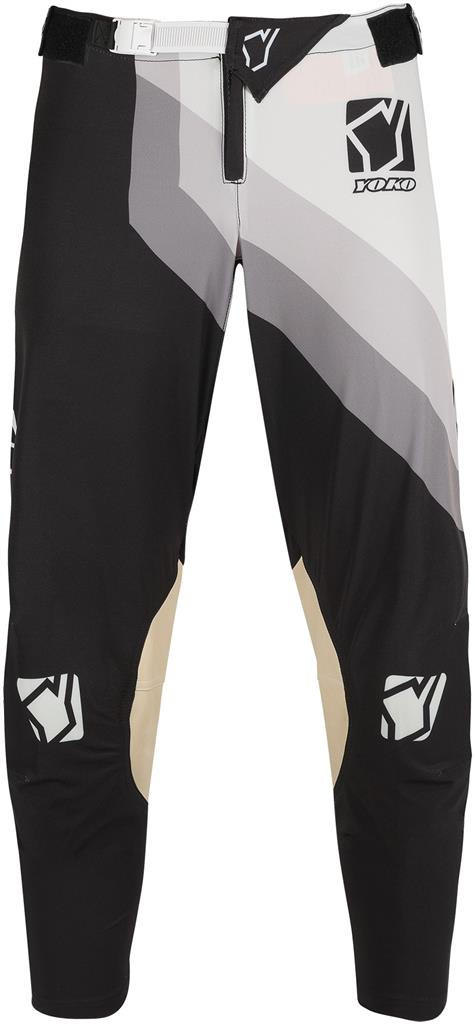 VIILEE PANT KIDS - BLACK / WHITE