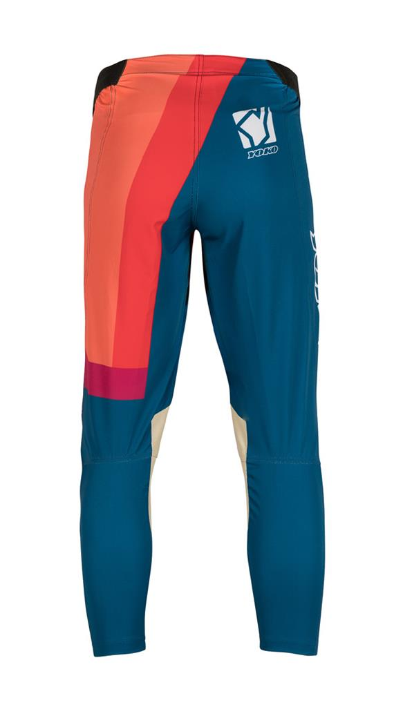 VIILEE PANT KIDS - BLUE / ORANGE