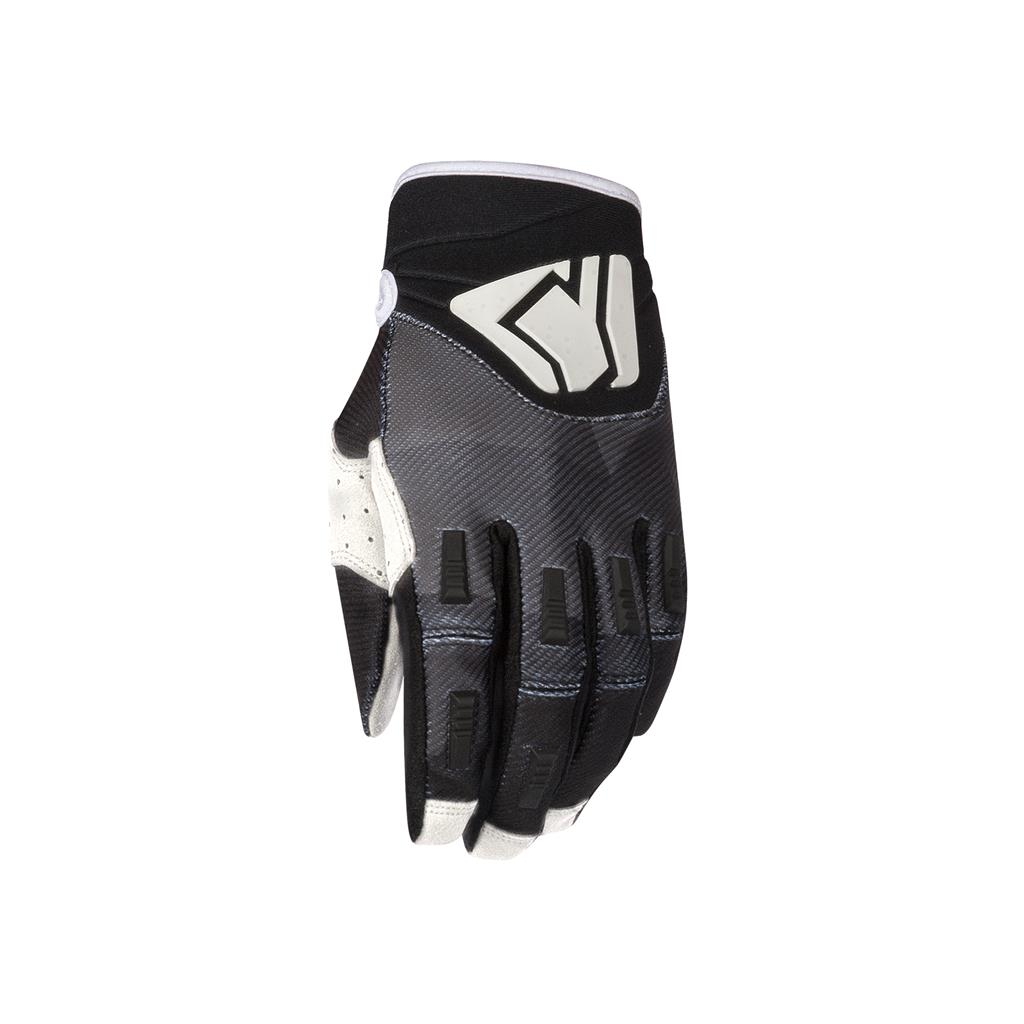 KISA GLOVE KIDS - BLACK / WHITE