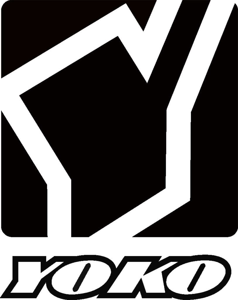 Yoko Sticker Name + Logo 300mm