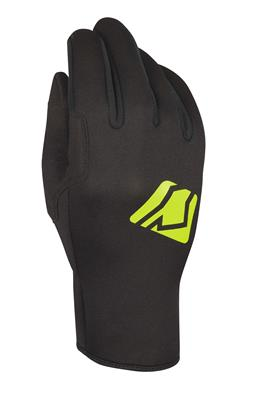 SKUTSI GLOVE - BLACK / YELLOW