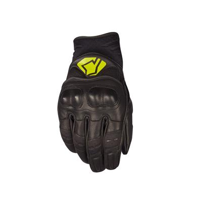 BULSA GLOVE BLACK YELLOW