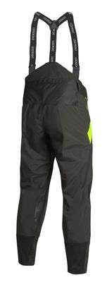 M - SKUTSI PANT - BLACK / YELLOW
