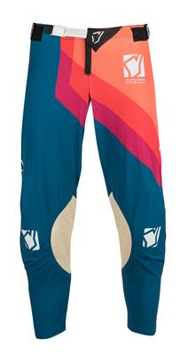 VIILEE PANT - BLUE / ORANGE