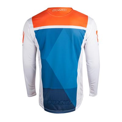 KISA JERSEY - BLUE / ORANGE