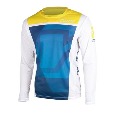 KISA JERSEY - BLUE / YELLOW