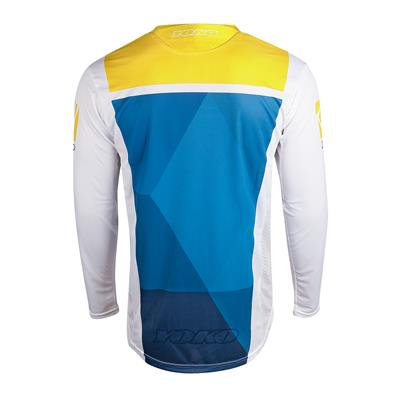 M - KISA JERSEY - BLUE / YELLOW