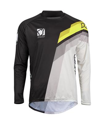 VIILEE JERSEY - BLACK / WHITE / YELLOW