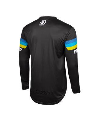 TRE JERSEY - BLACK / BLUE / YELLOW