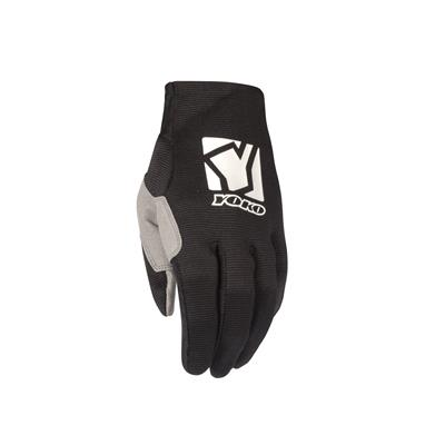 SCRAMBLE GLOVE - BLACK / WHITE