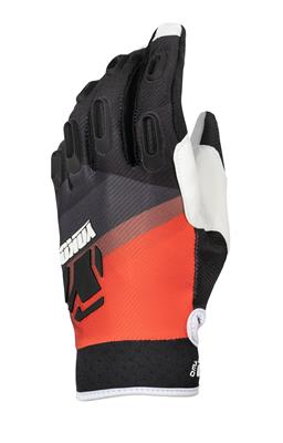 TWO GLOVE - ORANGE / BLACK / WHITE