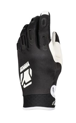 TWO GLOVE - BLACK / WHITE