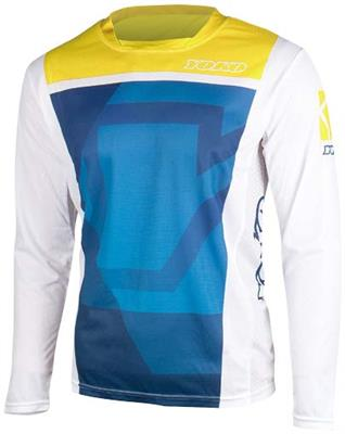 KISA JERSEY KIDS - BLUE / YELLOW