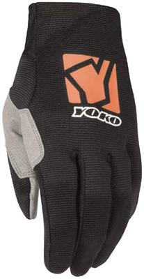 SCRAMBLE GLOVE KIDS - BLACK / ORANGE